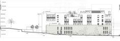 Galeria de 58 Habitações Sociais em Antibes / Atelier PIROLLET architectes - 13