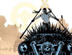 Rebekah Isaacs - Mad Max- Fury Road