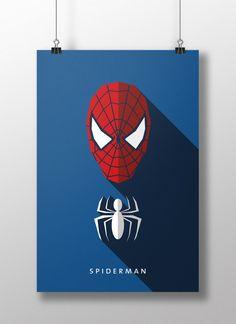 Spider-Man Moritz Adam Schmitt