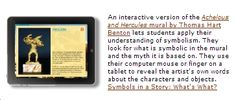 Smithsonian - lesson plan database (searchable) for teachers (K-12)