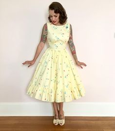 """1,075 Likes, 30 Comments - Gertie (@gertie18) on Instagram: """"And here's the result of all that ruffling and narrow hemming I've been posting about! Dress…"""""""