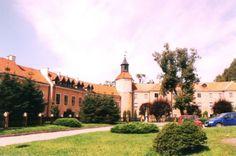 Morąg - Zameczek Dohnów - obecnie muzeum.
