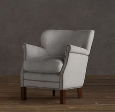 Restoration Hardware Look-Alikes: Save 215.00 @ Lowe's vs Restoration Hardware Professors Upholstered Chair