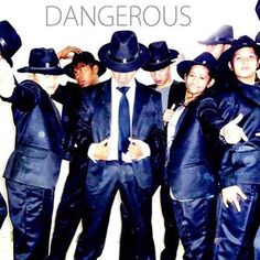Mj dangerous by rds academy
