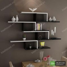 Designers create multiple forms of modern Wall shelves, they took a solution for small spaces, and their intricate designs suit every room in the House, if you want to add a modern touch to your home décor Decor, Wall Shelf Decor, Room Design, Shelves, Wall Shelves Design, Bookshelf Design, Home Decor, House Interior, Home Decor Furniture