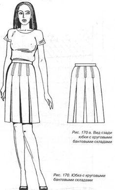 [ad#content] Шьем юбки на любой вкус! 44 варианта моделирования!!!! Юбка способна из каждой девушки, сделать настоящую красавицу и гарантировано обеспечить [...]