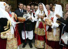Sardinian traditional marriage!!