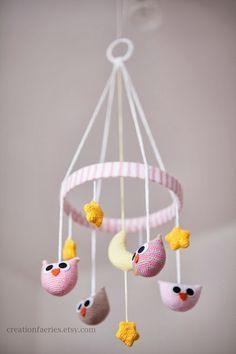 crochet baby moon mobil - Google pretraživanje