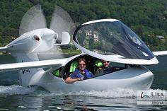 2-seater aircraft