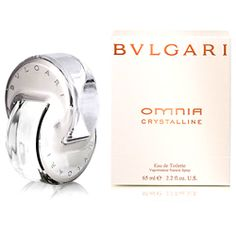 bvlgari omnia crystalline edt for women  Price:$64.00