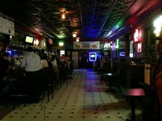 Mayslack's Bar in Northeast Minneapolis -- A dive, but great specials!
