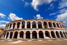 Arena di Verona - Veneto Italy
