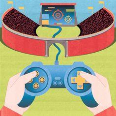 Videogames: The Ultimate Spectator Sport?