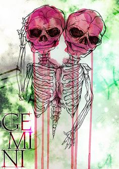 Gemini by Krysten_N, via Flickr