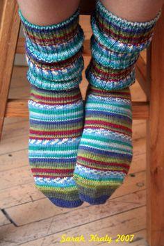 socks! pattern image by Cindy Craig, via Flickr