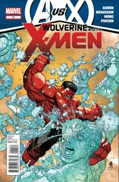 WOLVERINE & THE X-MEN 11 - Jason Aaron / Nick Bradshaw (4/5)