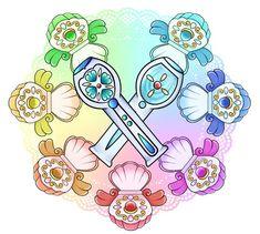Princess Melody, Mermaid Princess, Anime Mermaid, Mermaid Art, Manga Love, Anime Love, Western Anime, Ojamajo Doremi, Mermaid Melody