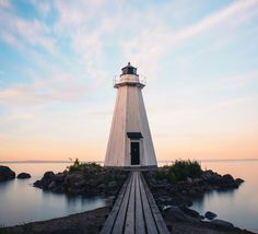 Vanäs Lighthouse, Karlsborg. 11 natural wonders in Sweden that are totally worth the long drive - Business Insider Nordic