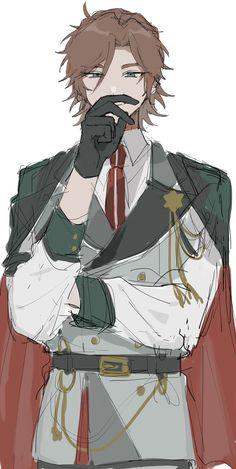 Fantasy Characters, Anime Characters, Character Art, Character Design, Kohaku, Star Comics, Pandora Hearts, Ensemble Stars, Character Illustration