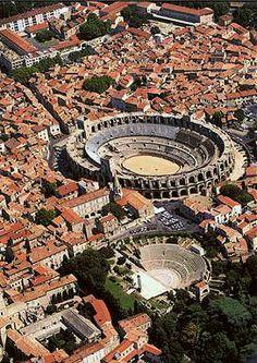 Arles, France.  http://www.worldheritagesite.org/sites/arles.html
