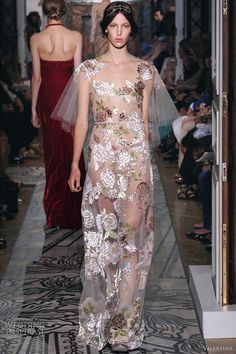 valentino fall 2011 2012 couture
