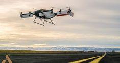 Vahana: Επιτυχημένη η πρώτη πτήση του αυτοοδηγούμενου ιπτάμενου ηλεκτρικού ταξί της Airbus #ΤΕΧΝΟΛΟΓΙΑ