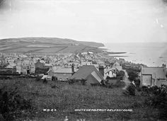 General view of Whitehead from Belfast Road, Whitehead, Co. Antrim