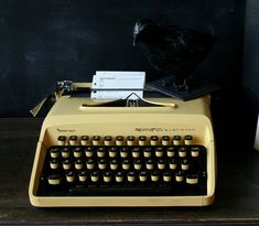 Portable Manual Typewriter Remington, $118