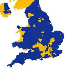 This Map Shows Why A Pro-EU Party Might Flop At The Next General Election