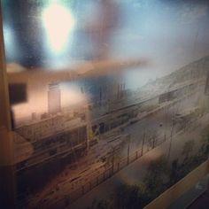 Picktum en los ventanales del Hotel 54 en Barcelona #hotel #deco #Picktum #Barcelona #hotel54
