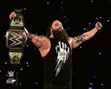 #6: Bray Wyatt WWE Champion 2017 posed  WWE Photo 810