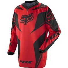 Fox Racing HC Race Youth Boys Off-Road/Dirt Bike Motorcycle Jersey - Red / Medium : Amazon.com : Automotive Motocross Love, Motocross Gear, Dirt Bike Riding Gear, Dirt Biking, Off Road Dirt Bikes, Fox Racing, Dirtbikes, Motorcycle Jacket, Long Sleeve Shirts