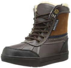 Dev has these and I love them...Nautica Lockview Snow Boot
