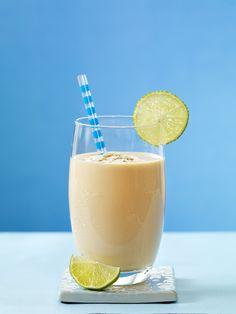 Rezept für einen Maracuja-Gurke-Smoothie gesucht? HIER KLICKEN!