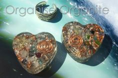 Pocket orgonites are available on https://www.facebook.com/orgoniseorgonite?ref=hl We used quartz crystals, clear quartz, amtehyst, rose quartz, lab crystals, a copper spiral, copper BBs, copper pieces, brass, iron and aluminum powder in these babies.  All the crystals have been cleared and charged with Reiki and they have also been charged with 528Hz sound healing frequency.