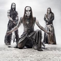 Behemoth blackened death metal