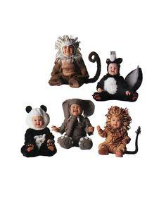 TODDLER, Size 2, Halloween Costume, Sewing Pattern, McCalls 7169, Lion, Skunk…