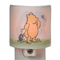 Classic Pooh™ Night-Light with Cover | Shop movies_and_tv, entertainment | Kaboodle