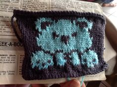 Knitted!