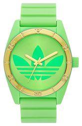 d522c636a765 adidas Originals  Santiago  Neon Watch Adidas Watch