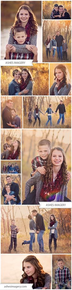 Cute country family pictures