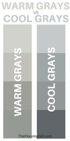 Warm Gray Vs Cool Paint Colors Finding The Perfect For Your Walls Warmgray Coolgray Painting