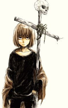 Young Mello. (Death Note). I love this!! <3