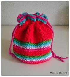 Knikkerzak Charity, Marble, Pouch, Beanie, Knitting, Box, Crochet, Gifts, Fashion