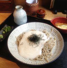 2013.5.15. cold Tororo-soba(Yoshimura)