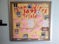 salem witch trials informative essay The salem witchcraft trials in massachusetts during 1692 resulted in nineteen innocent men and women being hanged, one man pressed to death, and in the deaths of more than seventeen who died in jail.