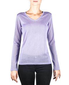 Damen Kaschmir Pullover V-Ausschnitt viola front Sweaters, Fashion, Cashmere Sweaters, Summer, Women's, Moda, Fashion Styles, Fasion, Sweater