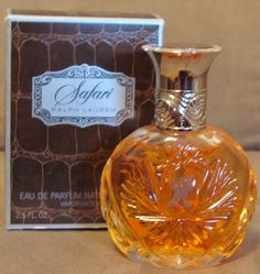 I was first year students when I bought my first perfume - Safari Ralph Lauren.  Mmm...
