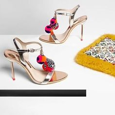 @shrimps__ accessories and @sophiawebster's shoes make every outfit at least 72% more fun. Click the link in the bio or visit www.lyst.com to shop these styles now. #Lyst #OnMyLyst
