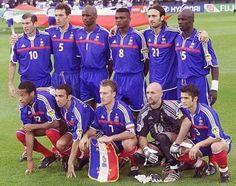 Francia de Zidane